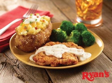 Food from Ryan's