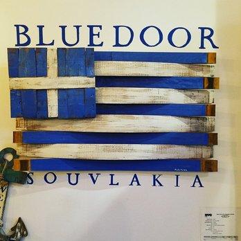 Blue Door Souvlakia 139 Photos Amp 76 Reviews Greek