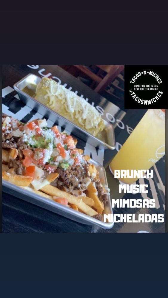 Tacos N Miches: 7404 Florence Ave, Downey, CA