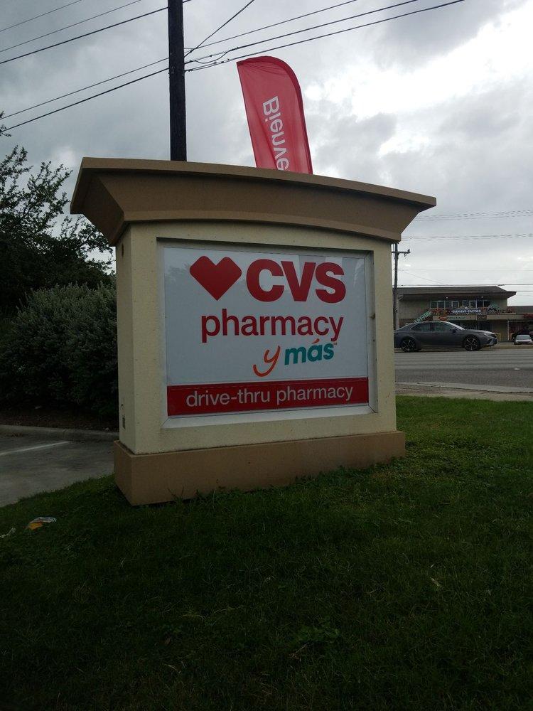 CVS Pharmacy: 4730 Fredericksburg Rd, San Antonio, TX