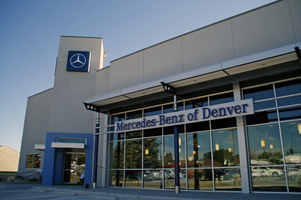Our new car building on colorado blvd yelp for Mercedes benz dealer northern blvd