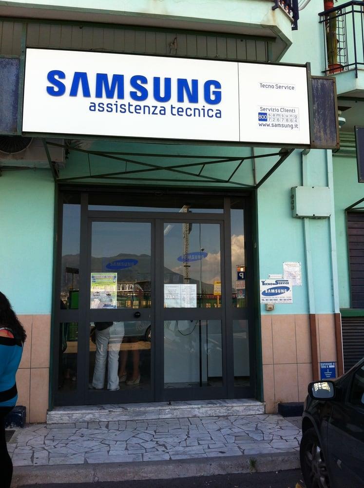 Assistenza Samsung Napoli Vomero.Samsung Assistenza Clienti Tecno Service Vendita
