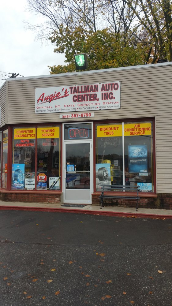 Tallman Auto Center: 303 New York Rt 59, Tallman, NY
