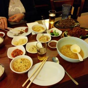 Korean Restaurant San Jose Japantown