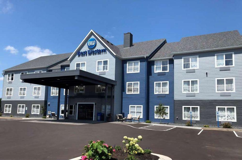 Best Western Eau Claire South: 3614 Gateway Dr, Eau Claire, WI