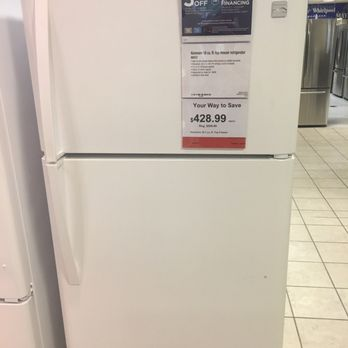 Photo Of Sears Outlet Hayward Ca United States Small Fridge Good Price