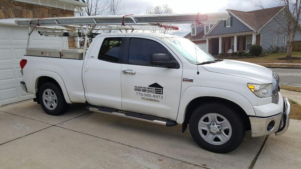 Garage For Service Trucks : Fully stocked service trucks yelp