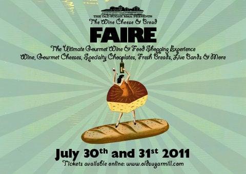 The Wine Cheese & Bread Faire: 35269 Willow Ave, Clarksburg, CA