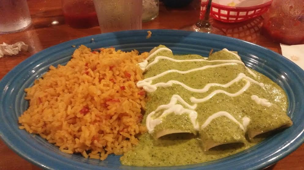 Enchiladas poblanos yelp for Agave mexican cuisine