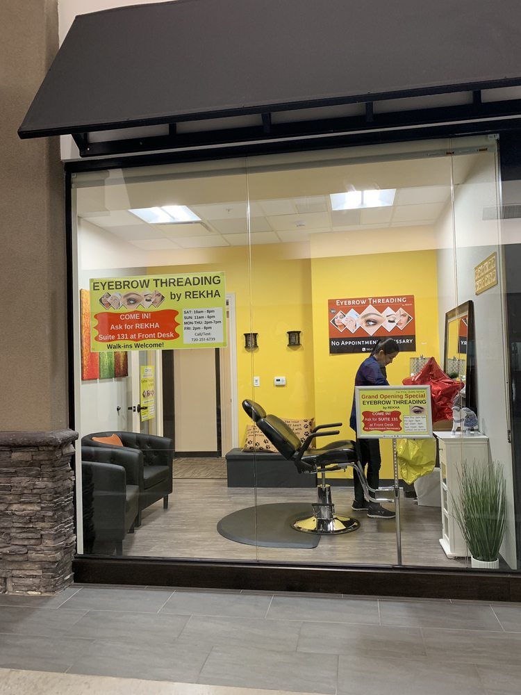 Eyebrow Threading by Rekha: 14500 W Colfax Ave, Lakewood, CO