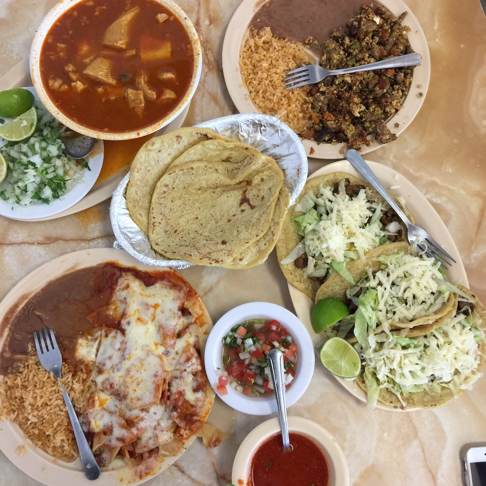 Socorro S Mexican Food Northridge Ca