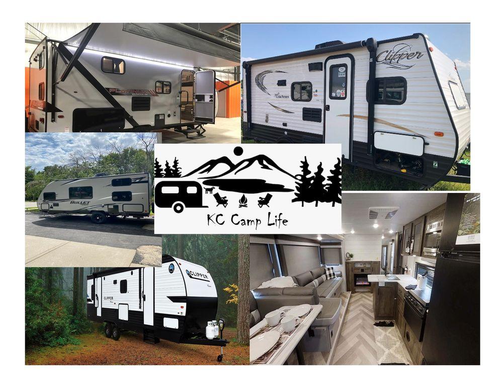 KC Camp Life: 13542 Stillwell Rd, Bonner Springs, KS