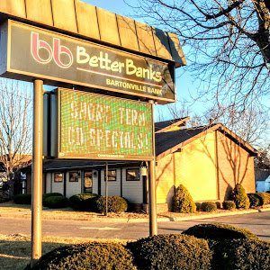 Better Banks: 1204 W Garfield Ave, Bartonville, IL