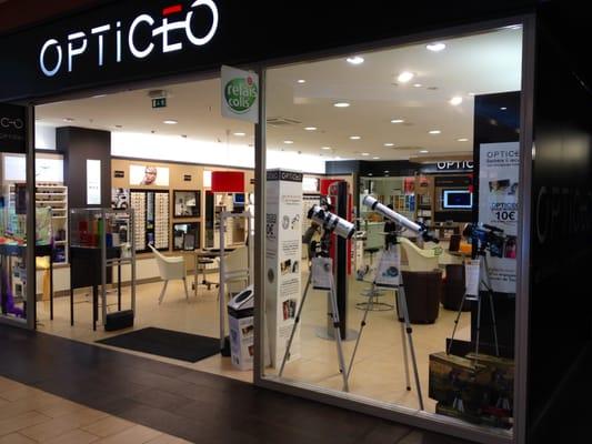 046e7e2fbbf8ca Opticeo - Lunettes & Opticien - Centre commercial Géant Casino ...