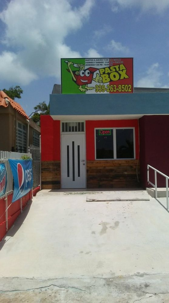 Pasta Box - (New) 15 Photos - Kebab - Calle A S/N, Luquillo