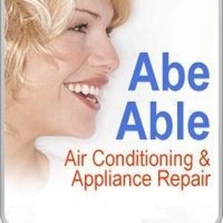 Abe Able Appliance Repair Appliances Amp Repair 1128