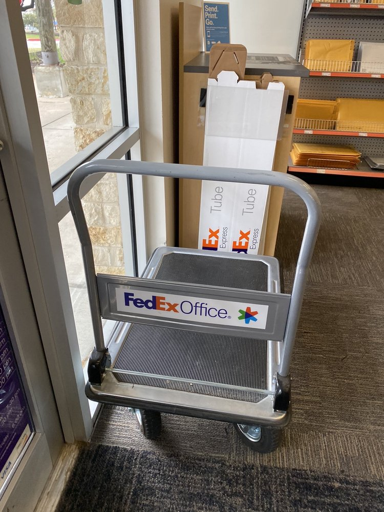 FedEx Office Print & Ship Center: 2801 E Whitestone Blvd, Cedar Park, TX