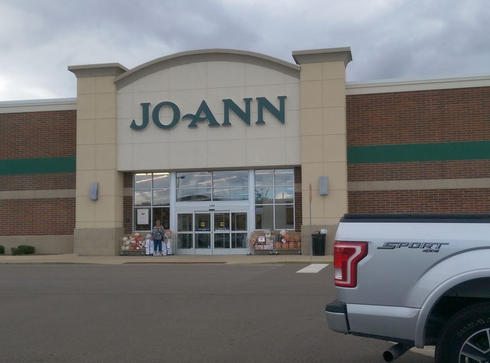 Jo ann fabric and craft fabric stores 13489 middlebelt for Michael craft store phone number