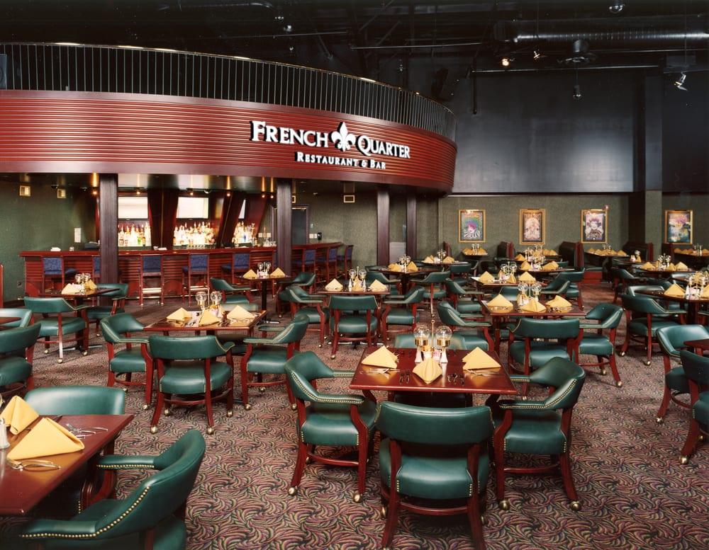 French Quarter Restaurant: 1 Greyhound Dr, Nitro, WV