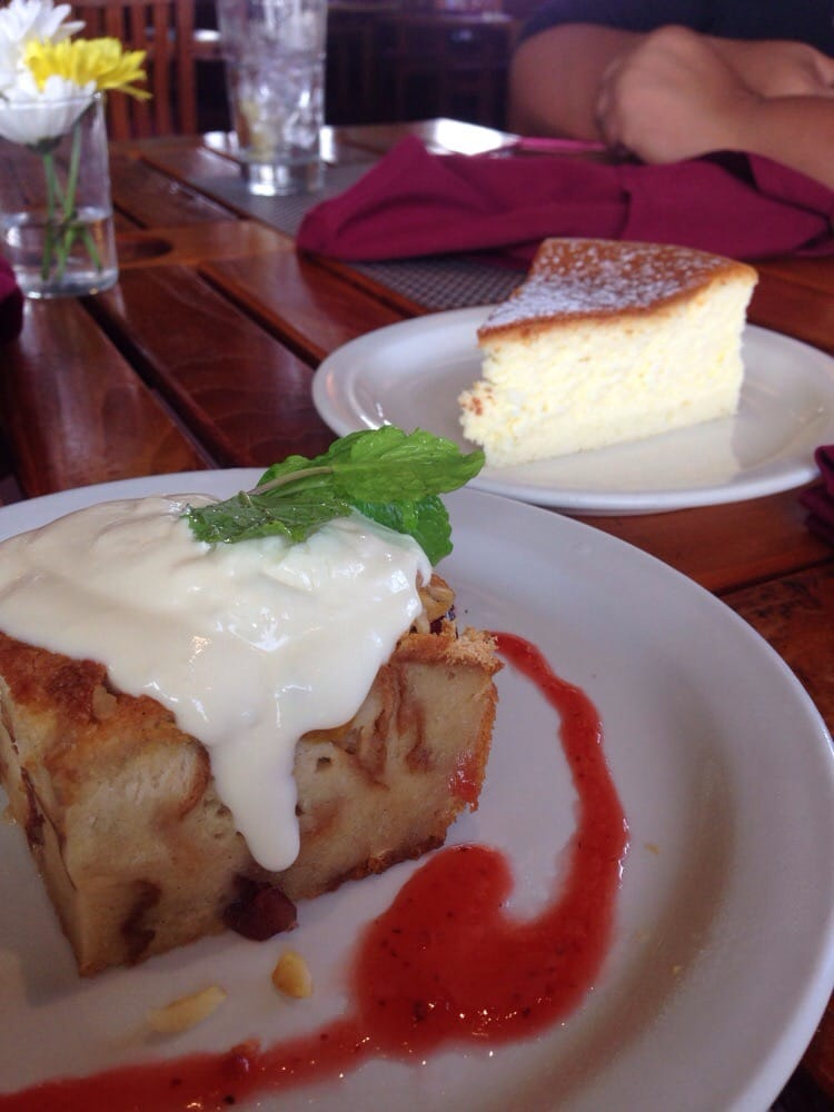 Bread pudding and japanese cheesecake yelp for Uncle s fish market grill