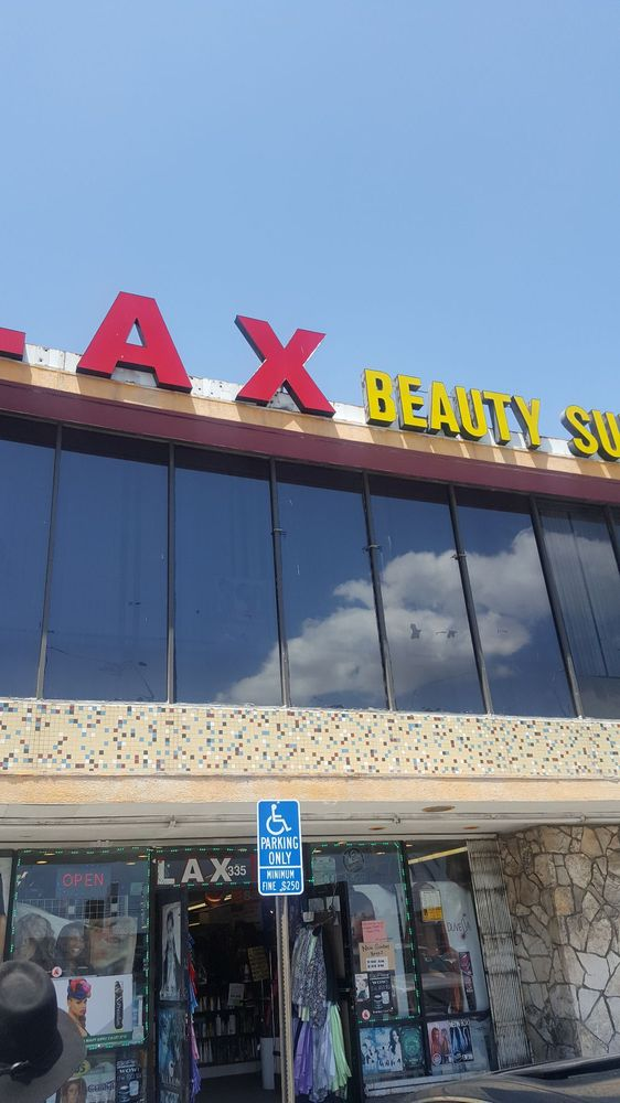 lax beauty supply