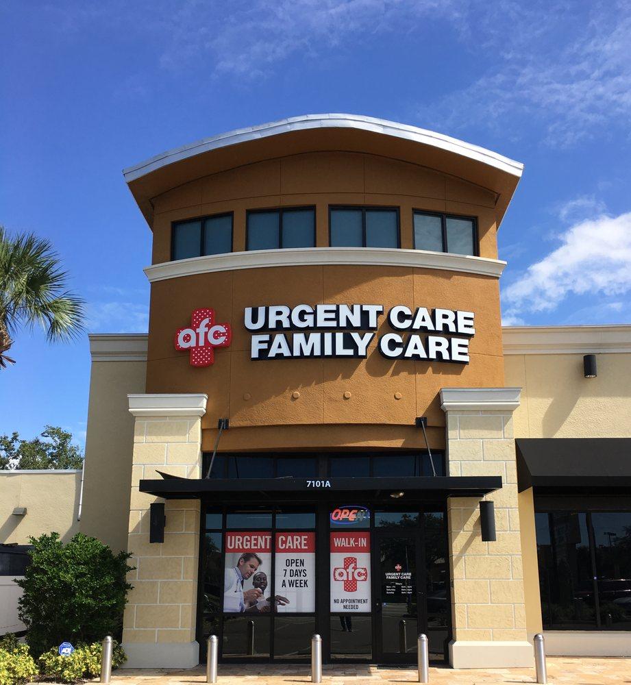 AFC Urgent Care - Pinellas Park: 7101 Us Hwy 19 N, Pinellas Park, FL