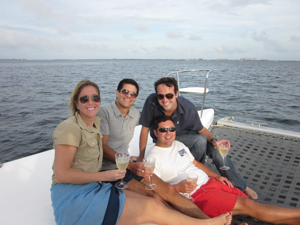 Catamaran Sailing Miami: 3400 Pan American Dr, Miami, FL
