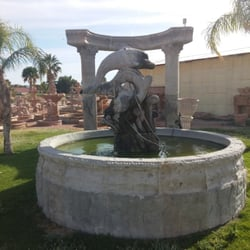 Little baja garden design 56 photos 47 reviews for Garden statues las vegas nv