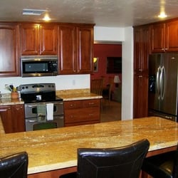 High Quality Photo Of American Cabinet Refacing   Peoria, AZ, United States. Custom  Kitchen Cabinets Amazing Design