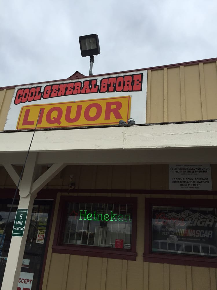 Cool General Store: 2968 State Highway 49, Cool, CA