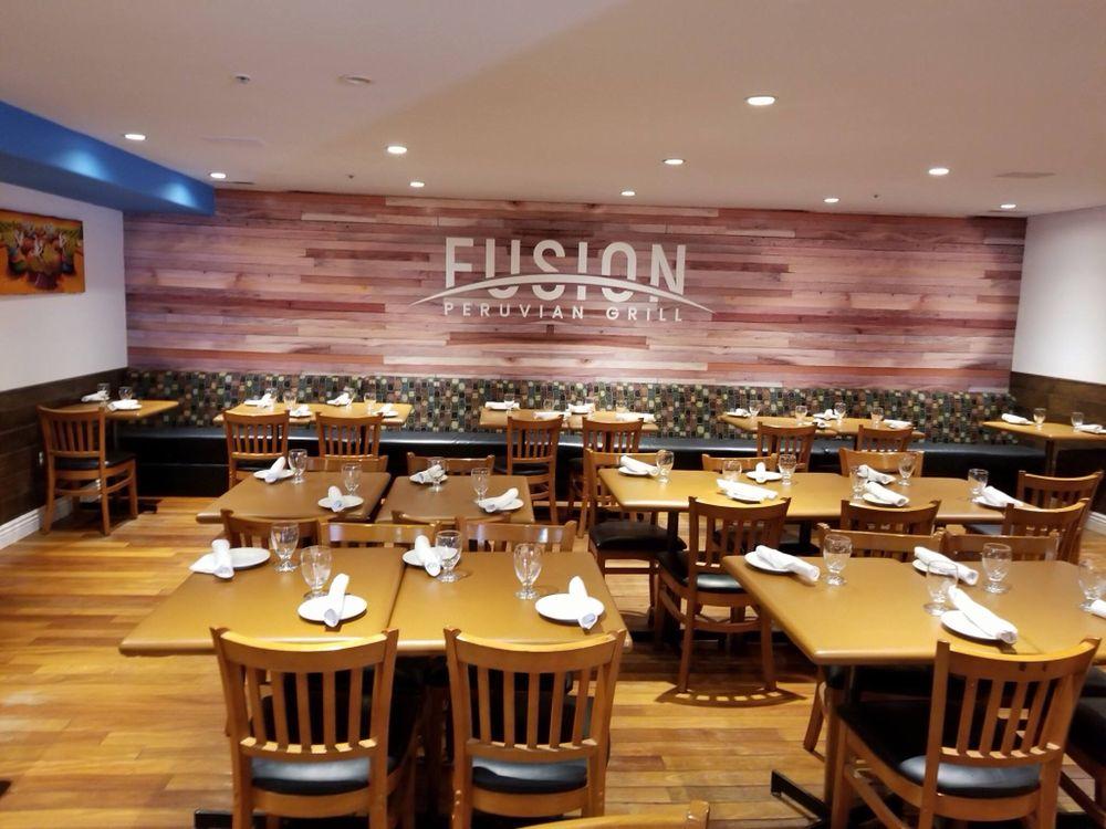 Photo Of Fusion Peruvian Grill San Mateo Ca United States