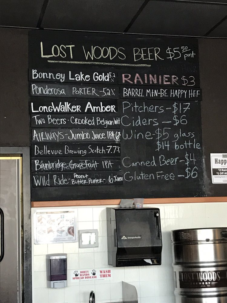Lost Woods Brewery
