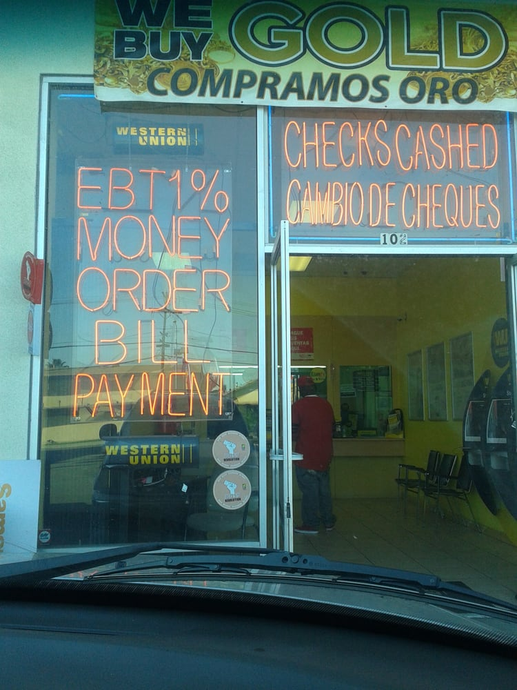 Minute Check Cashing