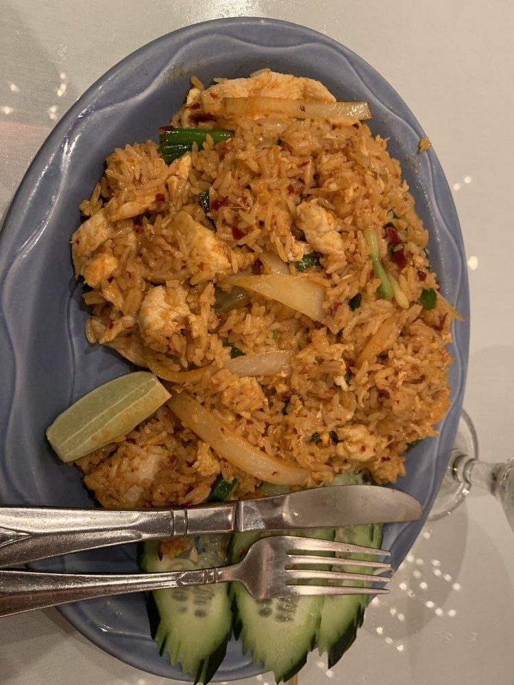 Banana Leaf Thai Cuisine: 17370 Preston Rd, Dallas, TX