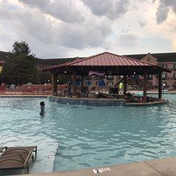 Photo Of Seven Clans Hotel Kinder La United States Swim Up Bar