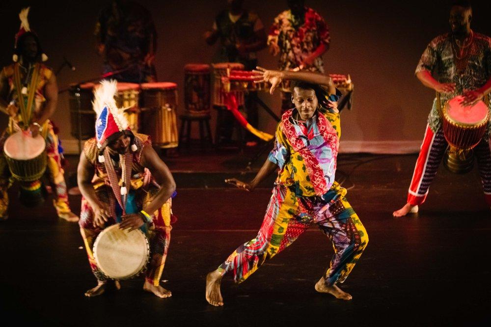 Duniya Dance and Drum Company