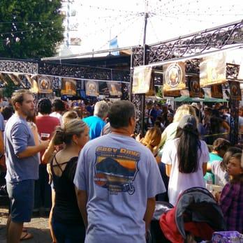 Photo Of Oktoberfest At Old World Huntington Beach Ca United States Standing
