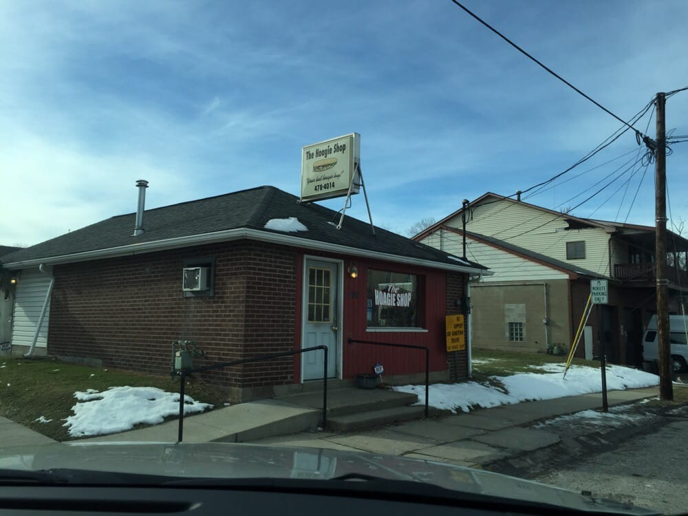 Hoagie Shop: 206 18th St, North Apollo, PA