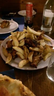 Il Vecchio Pino - Cucina italiana - Corso Umberto I 64, Mercato San ...