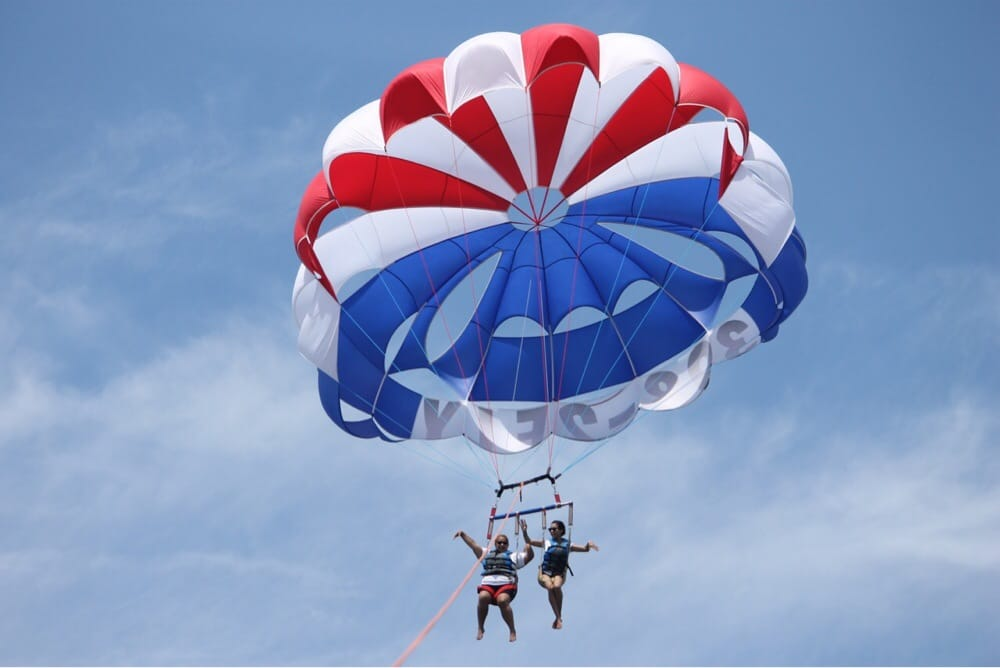 Atlantic City Parasail