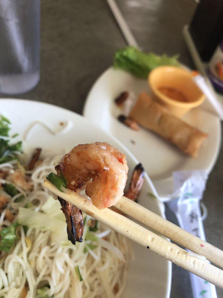 Food from Pho Tai