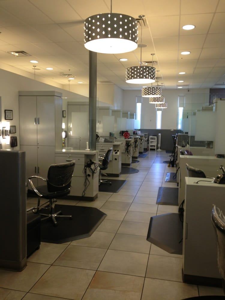 Very clean shop yelp for A cut above salon las vegas