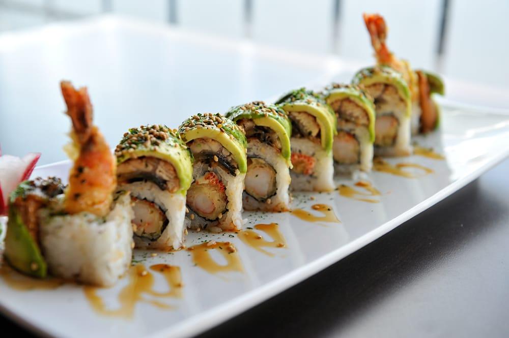Sushi Rock Cafe Miami Beach