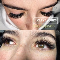 5eed60c3f13 Photo of Lolly Beauty - San Jose, CA, United States. Eyelash extensions done