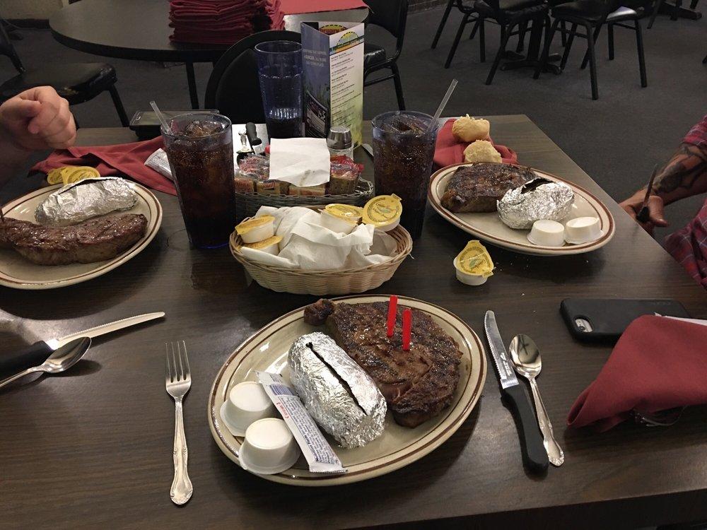 Wright's Family Steak House: 905 E Bois D Arc Ave, Duncan, OK