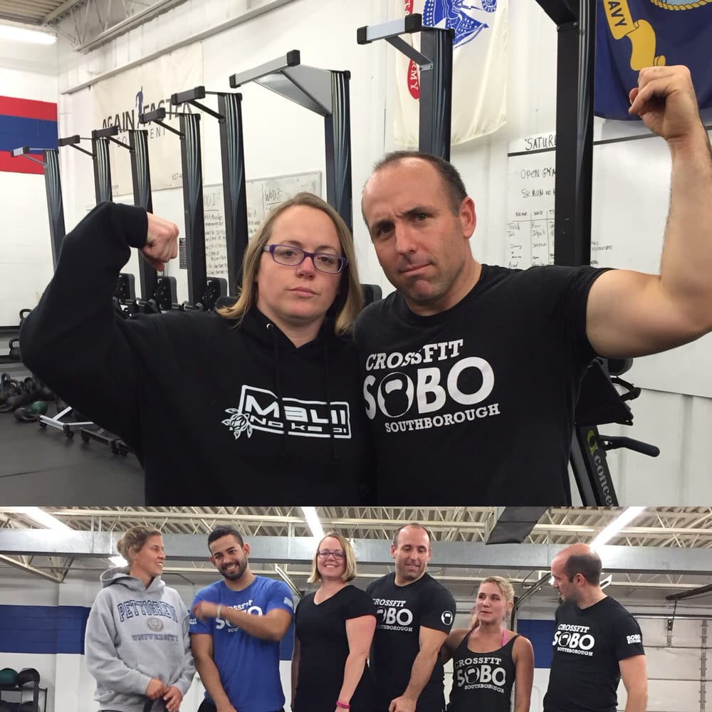 Pennant CrossFit: 12 Southville Rd, Southborough, MA