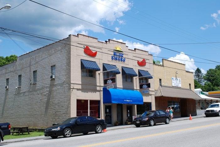 Blue Smoke Salsa: 119 East Main St, Ansted, WV