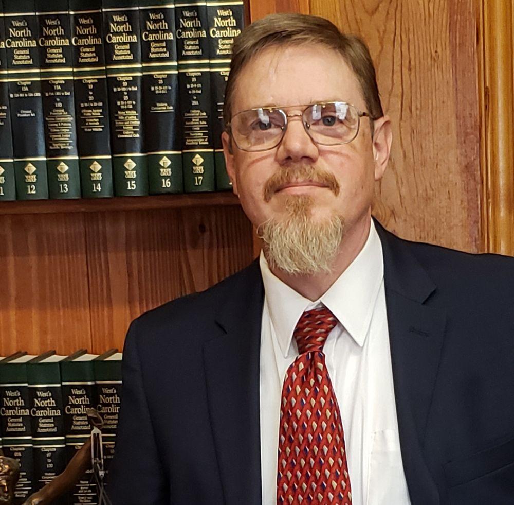 Brad K. Hodgins Attorney at Law: 119 A N Greene St, Wadesboro, NC