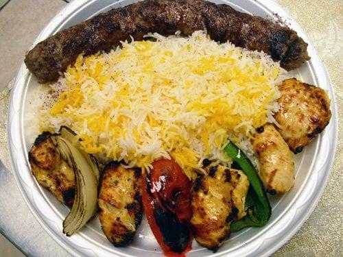 Shish Kabob Cafe Houston Tx