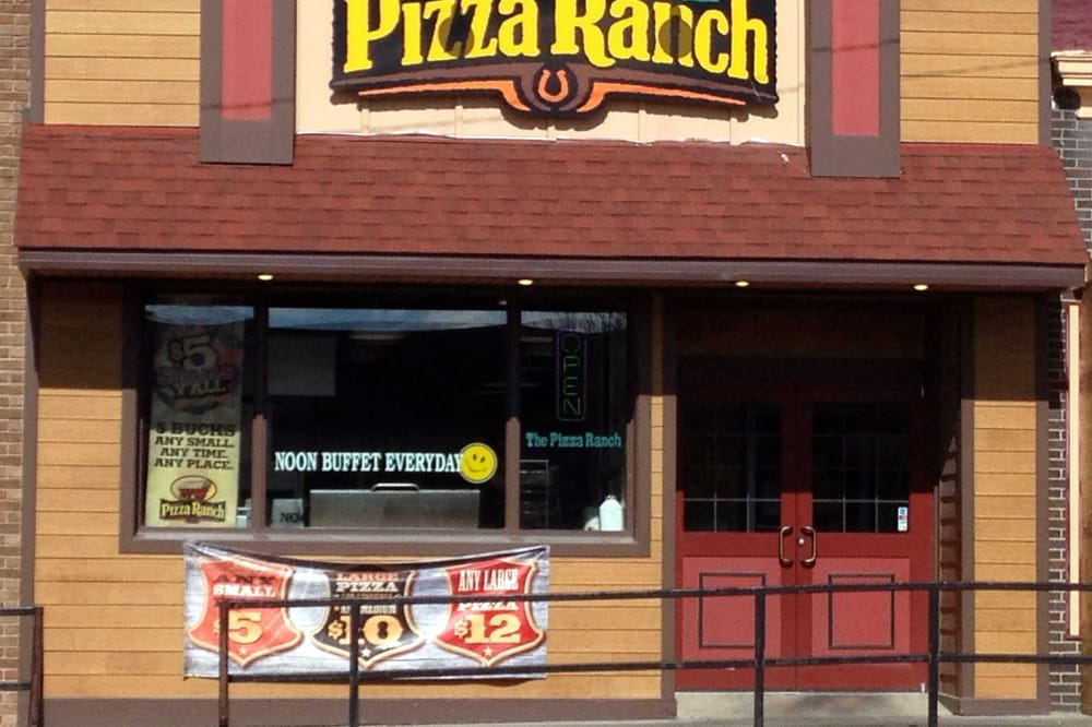 Pizza Ranch is offering DOUBLE POINTS on Black Friday, November 23! Wind down from early morning shopping, or fuel up before the afternoon doorbusters at the Ranch! Buffet, Carry Out, Delivery, online food orders and in-restaurant gift card purchases up to $ on Friday, November 23 are eligible/5().